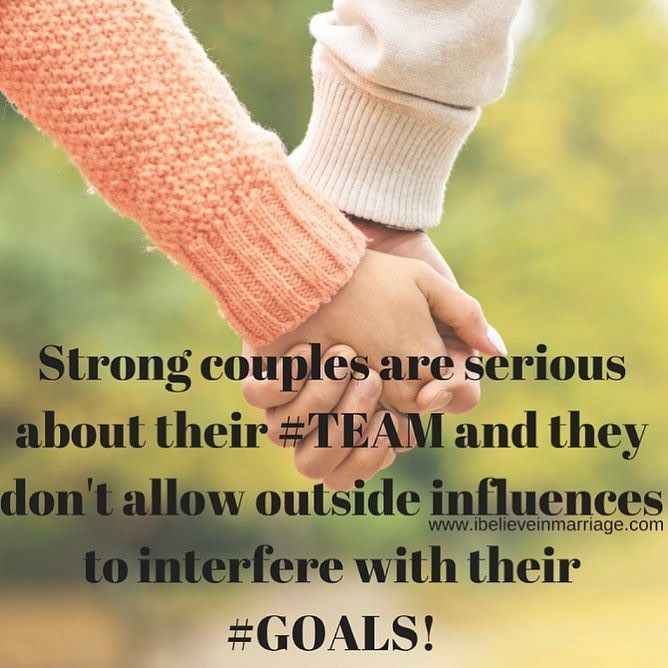 Strong couples don't play about their team! If they seek support they do so intentionally and prayerfully! ---------------------- #iBelieveInMarriage #IBIM #RobinMay #Marriage #Dating #Courting #Love #Support #Life #Counseling #Coaching #MarriageMatters #ChristianCouples #Couples