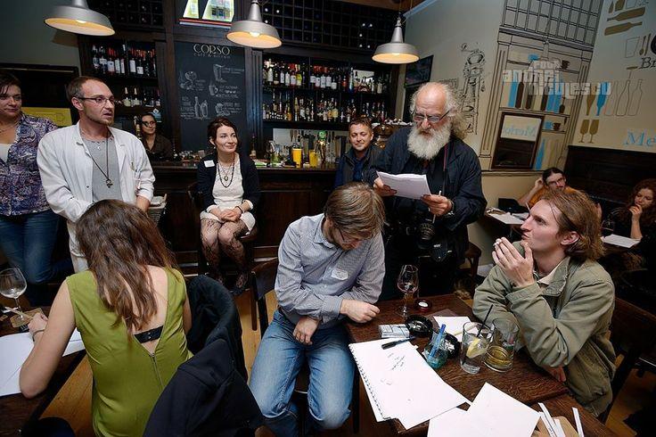 Poezia din noi by Gabriel Bota  #Corso#events#  www.facebook.com/cafecorso.ro