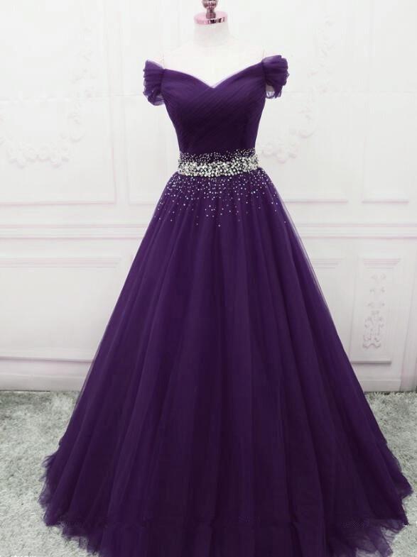 32+ Dark purple prom dress ideas ideas in 2021