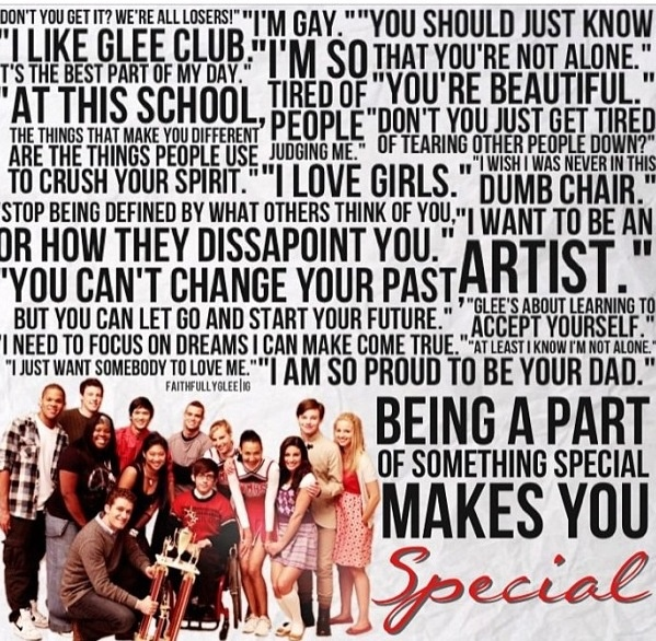 93 best Glee Quotes images – Glee Birthday Card