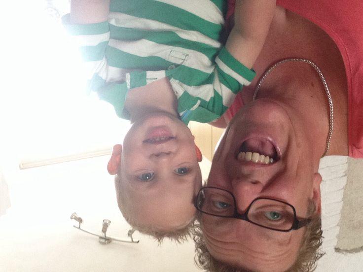 Selfie met jorrick