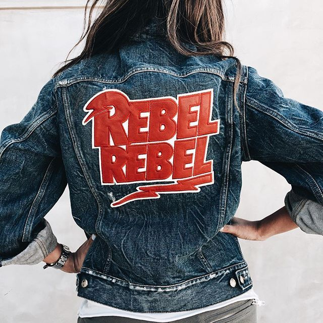 rebel rebel #r13denim