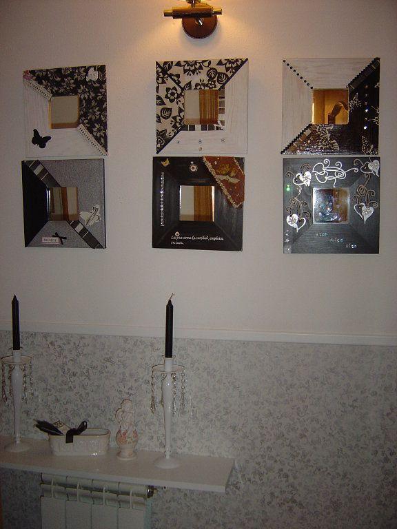 Espejos malma ikea ikea mirror decoupage and patterns - Espejos vintage ikea ...