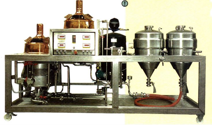 If ever there were a home brewer's wet dream this is it.