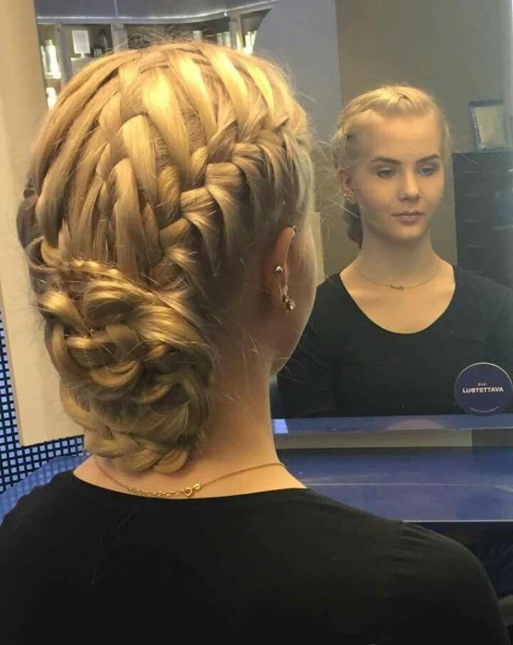#pikakampaus #lettikampaus #braids #douple-braid #tukkatalo