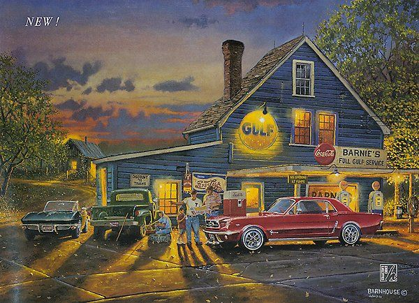 "Dave Barnhouse's ""Taking the Back Roads"""