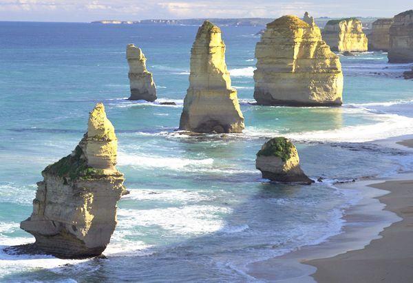 Voyage Australie - Australie Côté Sud - Victoria - Great Ocean Road.