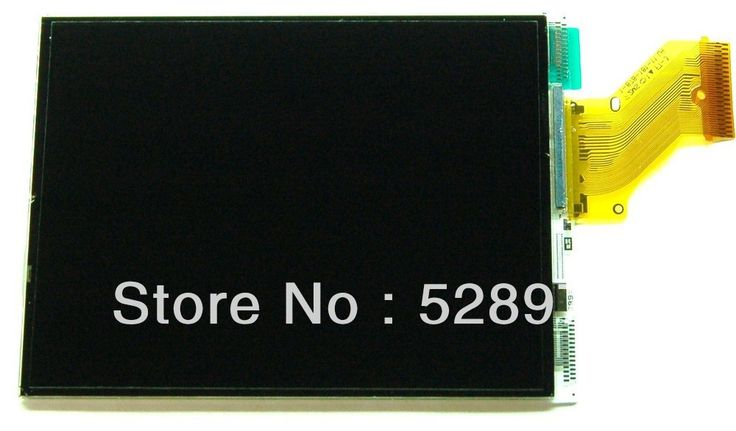 FREE SHIPPING LCD Display Screen for CANON IXUS 990 SD 970 IXY 830 ixus990 sd970 ixy830 Digital camera