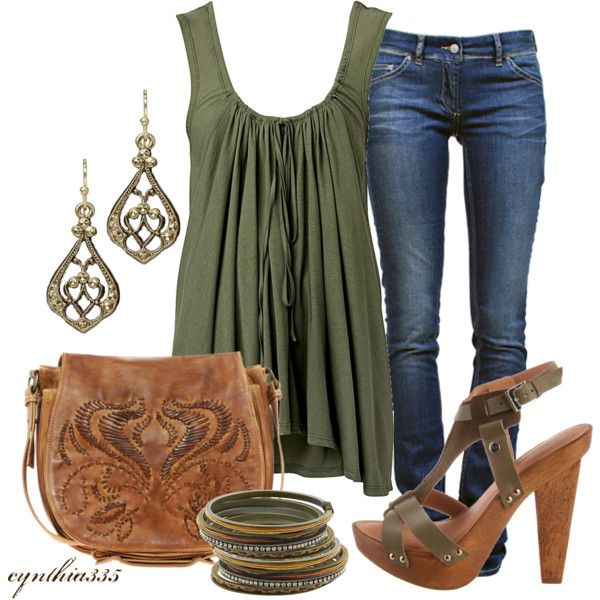 casual: Shoes, Green Jeans, Skinny Jeans, Shirts, Color, Earth Tones, Summer Outfits, Casual Outfits, Olives