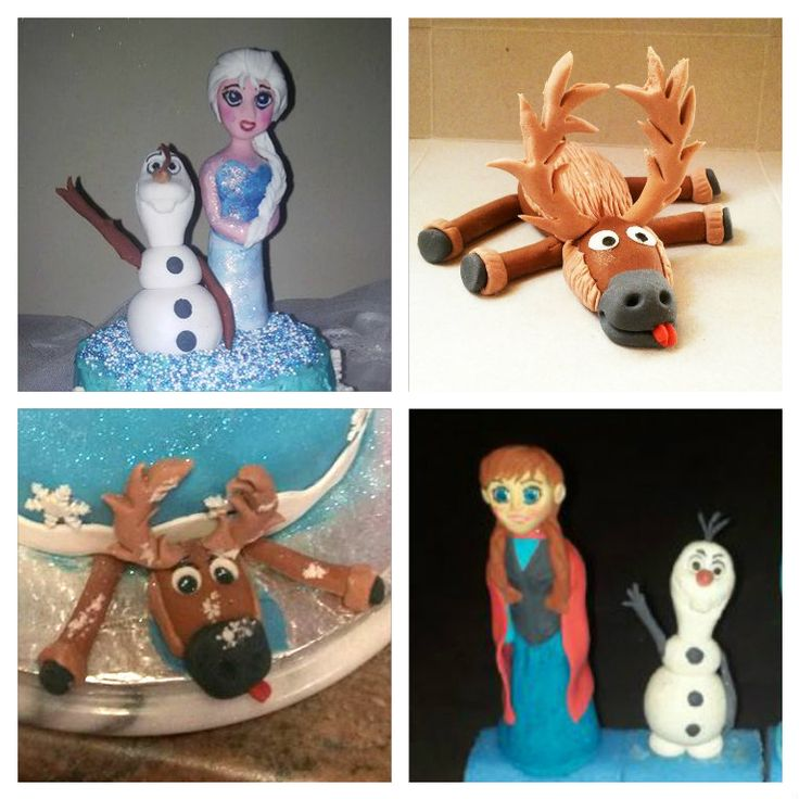 Cake Art Plastic Icing Review : 17 Best images about Plastic Icing cake toppers on ...