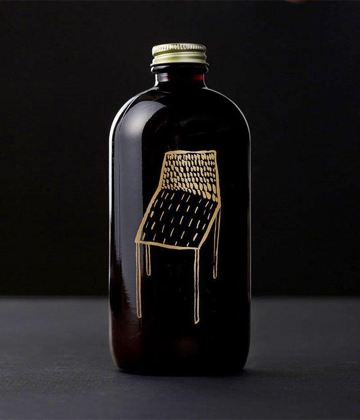 Label / Brassneck Brewery diseñado por Post Projects