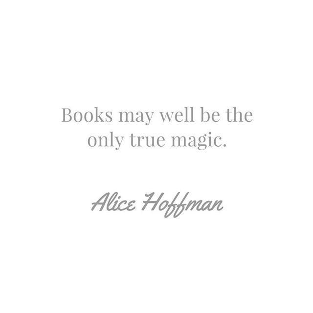#books #bookstagram #quotestagram #qotd #bookworm #reading #alicehoffman #alicehoffmanquotes #quotesoftheday #quotesaboutbooks
