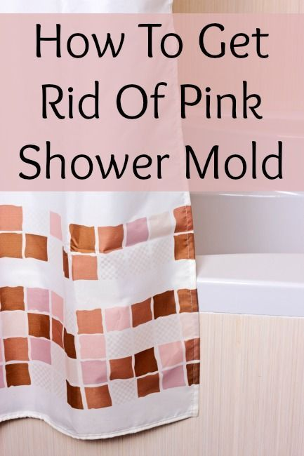 how to clean the mildew in shower