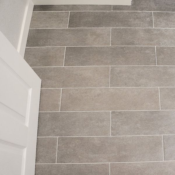 Find This Pin And More On Bathroom Ideas Ceramic Floors Plank Size