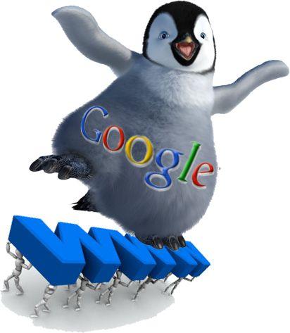 #PenguinUpdate algunos tips para evitar que un pingüino te asesine