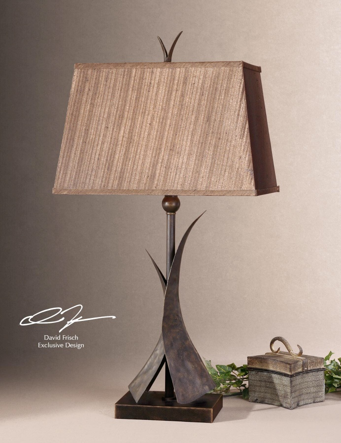 Side Table Lamps For Living Room Island style living room photo