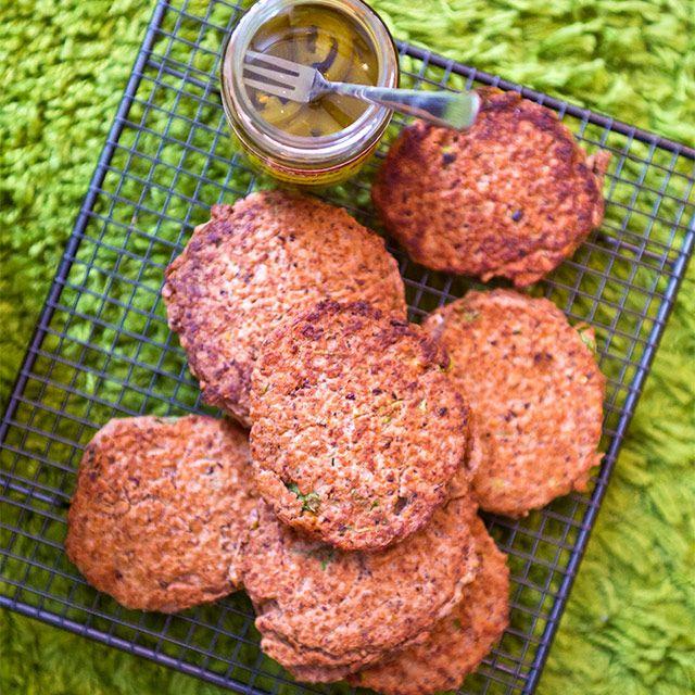 Beanburgers ~ Bönbiffar - www.landleyskok.se