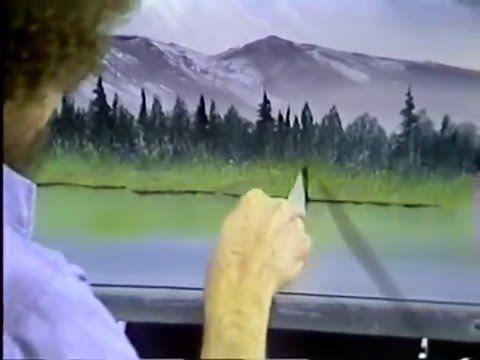 Bob Ross Winter Solitude -The Joy of Painting (Season 10 Episode 7) - YouTube