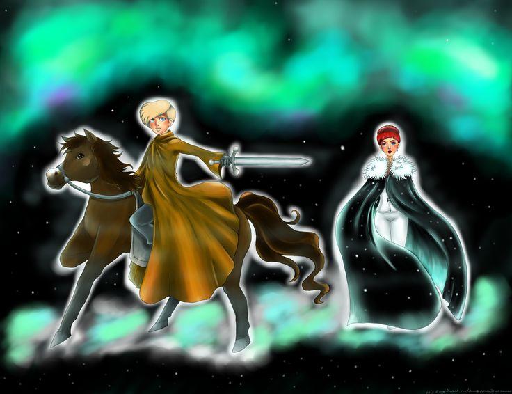 Illustration av Jennifer  Wiking.http://www.facebook.com/JenniferWikingIllustrations