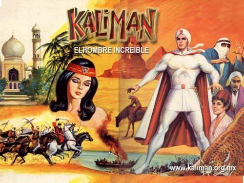 Kaliman : El Hombre Increible (Comic Digital) Coleccion Completa (CBR) - http://books.goshoppins.com/comics-graphic-novels/kaliman-el-hombre-increible-comic-digital-coleccion-completa-cbr/