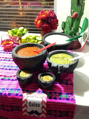 Casa Eglys: Fiesta Mexicana 2015