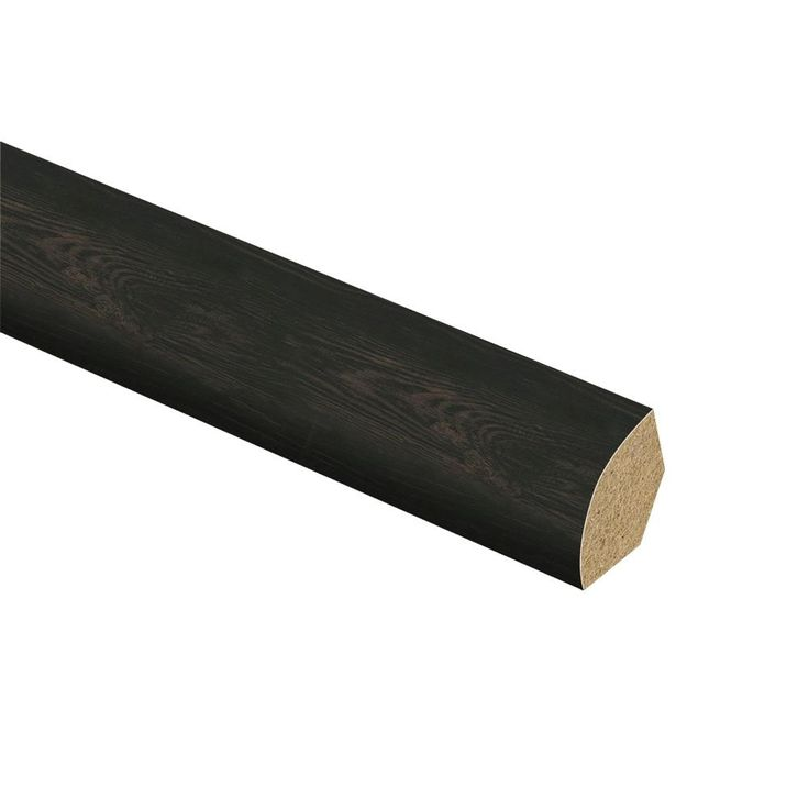 null Mojave Fremont 5/8 in. Thick x 3/4 in. Wide x 94 in. Length Vinyl Quarter Round Molding