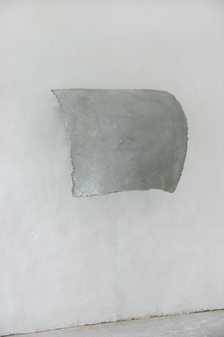 Valerie Krause Untitled, 2008, concrete, steel, 95x115x67 cm