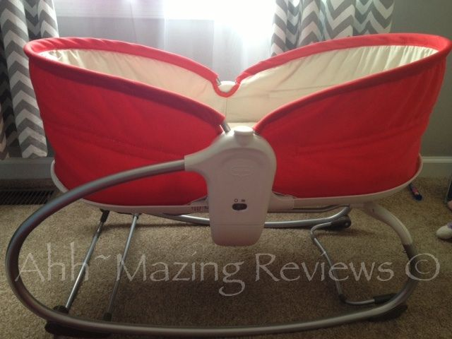 Oh Baby Event ~ Tiny Love's 3-in-1 Rocker Napper {Review & Giveaway ~ US}