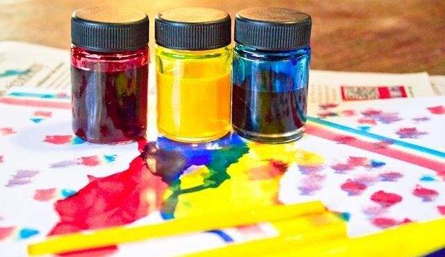 Art Tutorial - How to Make Your Own Alcohol Ink - Turn Dried Out Markers into DIY Alcohol Ink That Works on Glass, Metal, and Plastic « MacGyverisms
