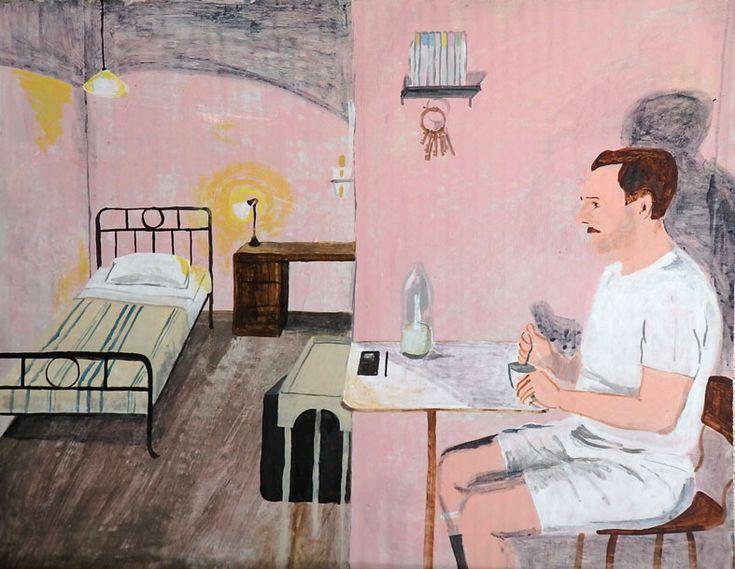 """The Grand Budapest Hotel"" by Mikinoki"