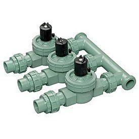 Orbit Irrigation 57253 WaterMaster 3 Valve Heavy-Duty Preassembled Manifold