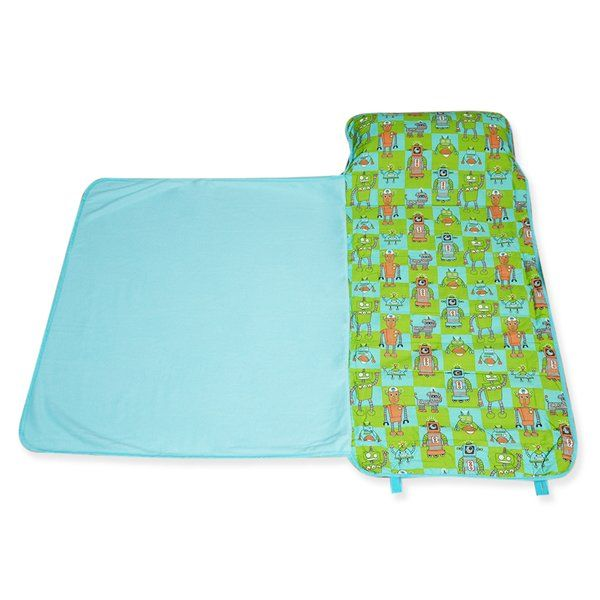 This Take A Nap 3 Piece Rest Mat Is Perfect For Kindergarten Preschool Or Daycare Nap Time Also For Overnight Trip Nap Blanket Blanket Storage Cooling Blanket
