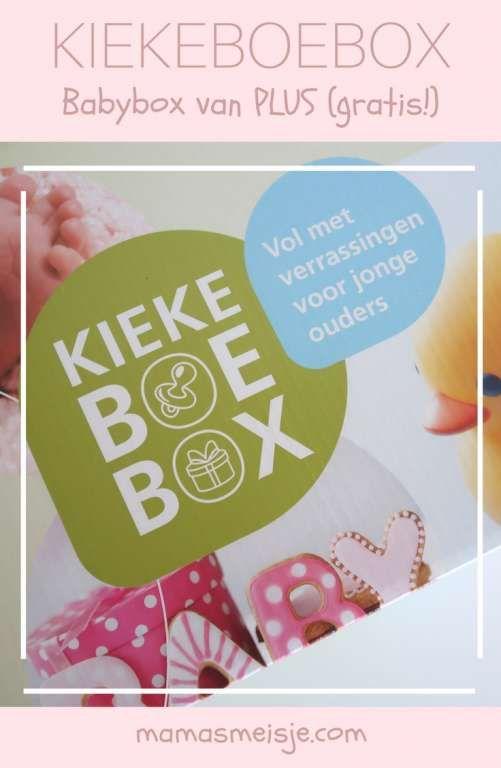 Unboxing Kiekeboebox Van Plus Gratis Babydoos Mamas Meisje