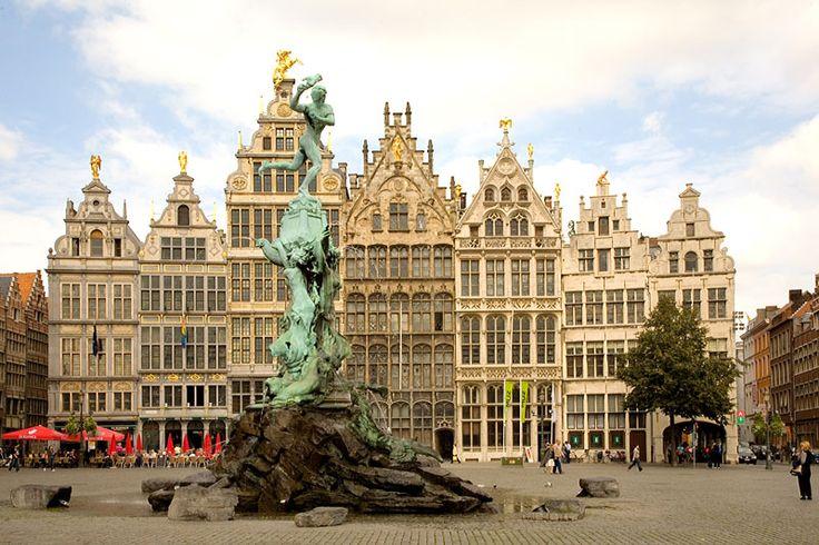 Brabo : Antwerpen, Belgium
