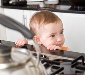 Keeping safe: making your kitchen a happy haven | Forbaby.co.nz