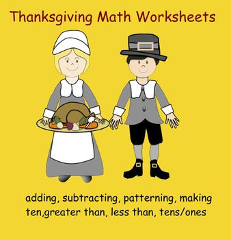 17 Best ideas about Thanksgiving Math Worksheets on Pinterest ...