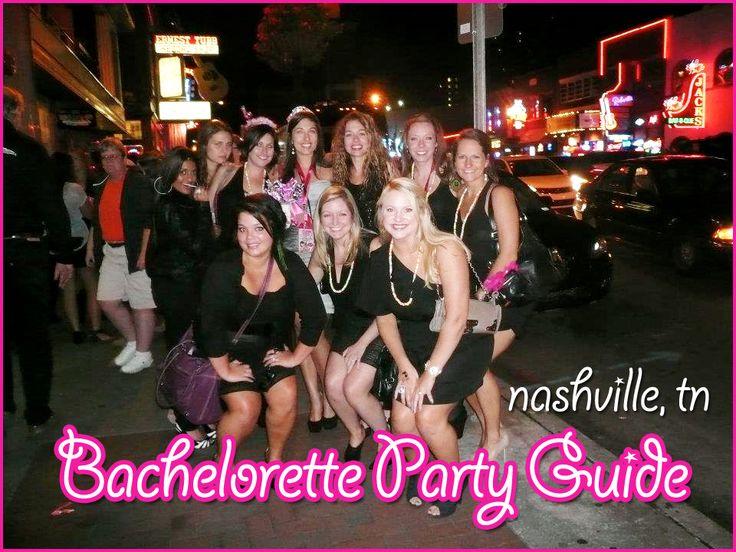 88 best nashville bachelorette images on pinterest for Good places for bachelorette parties