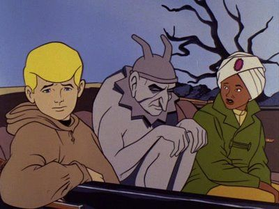 Johnny Quest pictures | jonny-quest-hadji