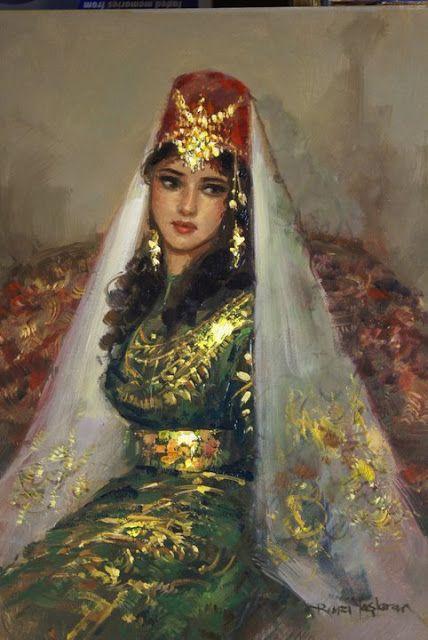 Maher Art Gallery: Remzi Taşkıran 1961 | Turchia