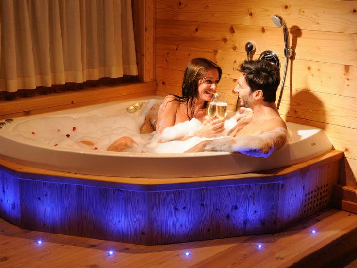 Dolce Vita Family Chalet Post Alpina Romantik - Whirlpool