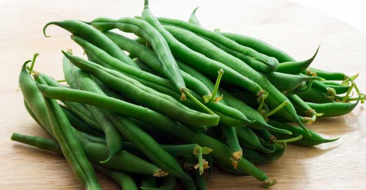 Fresh greens beans get a little kick with the addition of red pepper in this easy to prepare side dish.