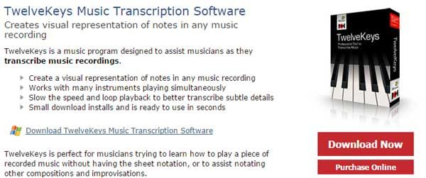 Save 65% Discount NCH TwelveKeys Music Transcription Software Coupon and Promo Code   Power EditionSubscription Price: $17.49, Save $32.51,65% Discount NCH TwelveKeys Music Transcription Software Coupon and Promo Code. Standard EditionSubscription Price: $13.99, Save $26.01. It is your option to click the abovelink, after that the page will automatically turn to the right site where you can find the right product and then you can get it atmore cheaper price with C