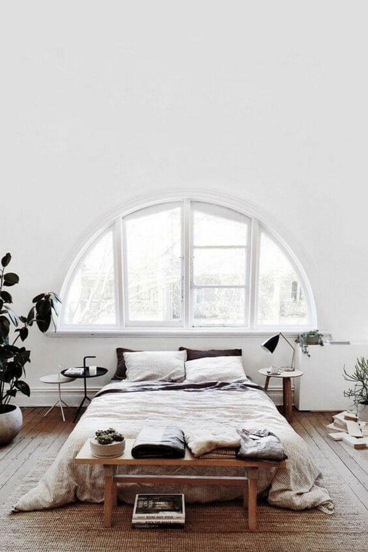 modern vintage bedroom ideas%0A    Modern and Stylish Rustic Scandinavian Bedroom Decor