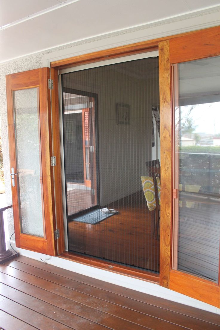 25 best ideas about french doors with screens on for Double door screen door