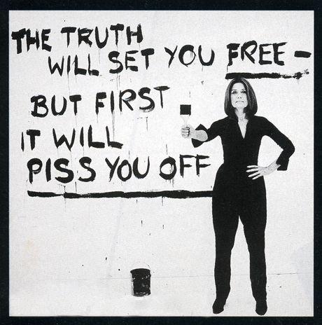Gloria Steinem #feminism
