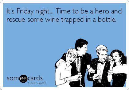 It's Friday everyone! If you're around, come to the Blue Ridge Mountains and visit #ChateauMorrisette !  #TGIF #Wine