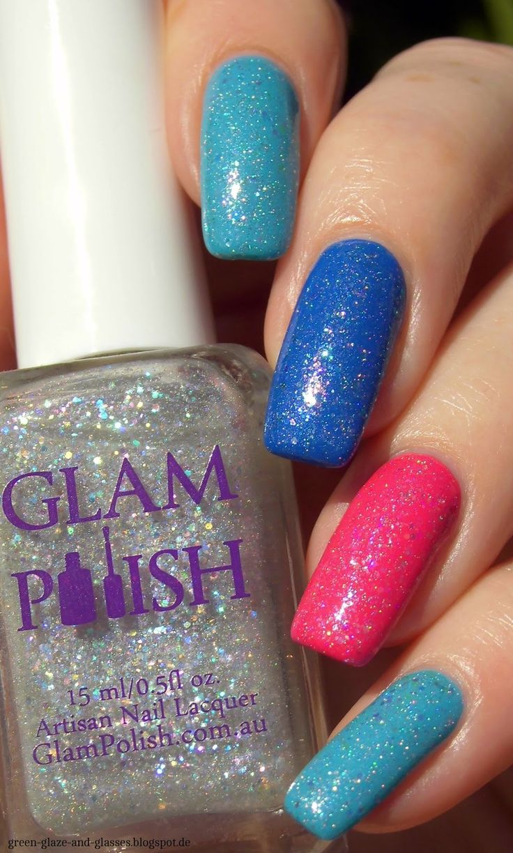 Green, Glaze & Glasses: Glam Polish - The Hangover Trio - To a Night The Four Of Us Will Never Forget