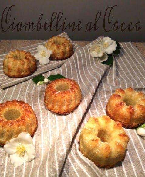 Cucinando tra le nuvole: Ciambelline al Cocco