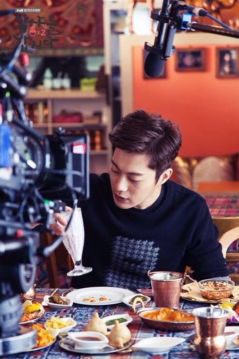 Yoon Doojoon in Let's Eat 2
