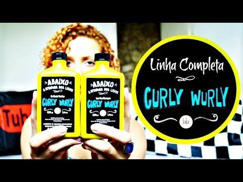 Nova versão Curly Wurly Lola Cosmetics: Resenha, Vídeo e Comparações
